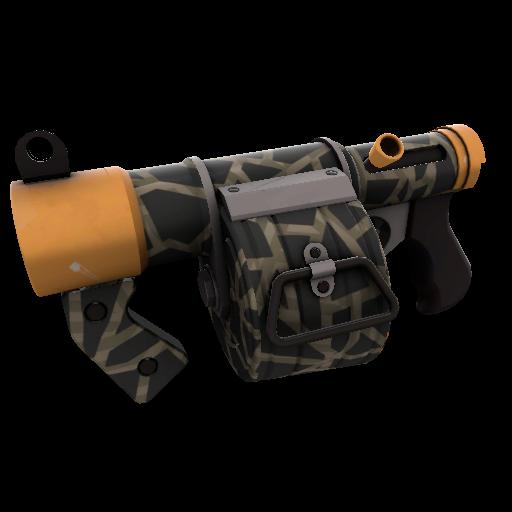 Masked Mender Mk.II Stickybomb Launcher