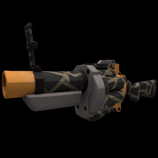 Masked Mender Mk.II Grenade Launcher