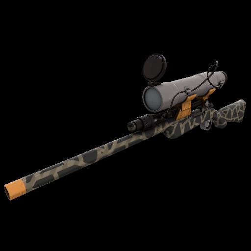 Masked Mender Mk.II Sniper Rifle
