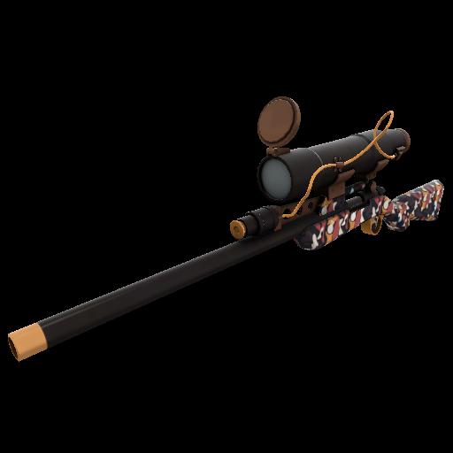 Carpet Bomber Mk.II Sniper Rifle