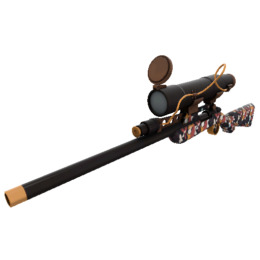 Carpet Bomber Mk.II Sniper Rifle
