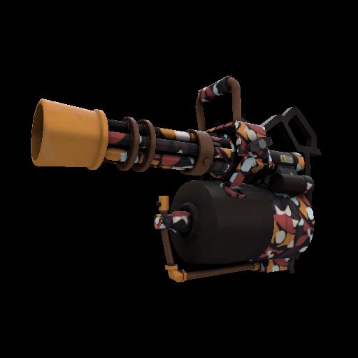 Carpet Bomber Mk.II Minigun