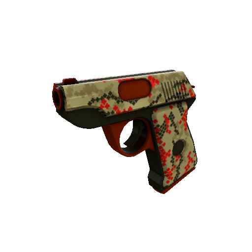 Wrapped Reviver Mk.II Pistol