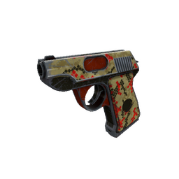 free tf2 item Wrapped Reviver Mk.II Pistol (Well-Worn)
