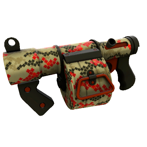 Wrapped Reviver Mk.II Stickybomb Launcher