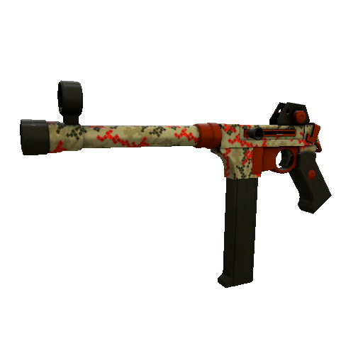 Wrapped Reviver Mk.II SMG