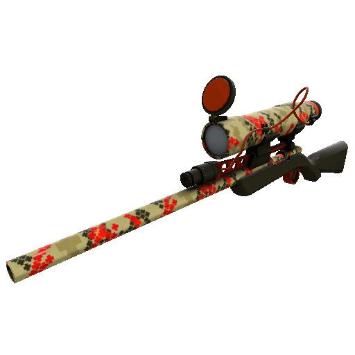Wrapped Reviver Mk.II Sniper Rifle
