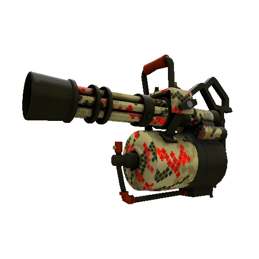 Wrapped Reviver Mk.II Minigun