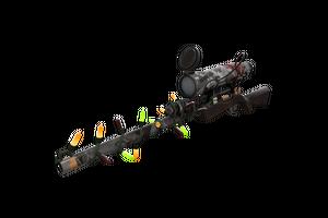Festivized Night Owl Mk Ii Sniper Rifle Well Worn