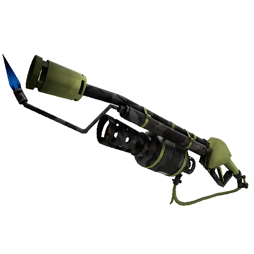 Woodsy Widowmaker Mk.II Flame Thrower