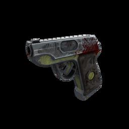 Woodsy Widowmaker Mk.II Pistol (Battle Scarred)
