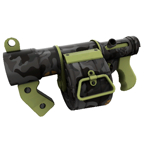 Woodsy Widowmaker Mk.II Stickybomb Launcher