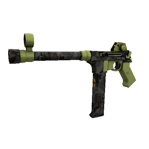 Woodsy Widowmaker Mk.II SMG