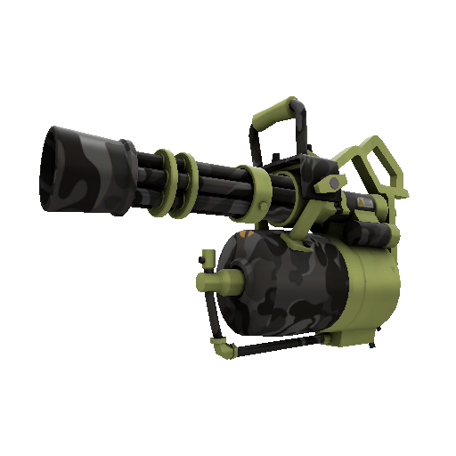 Woodsy Widowmaker Mk.II Minigun