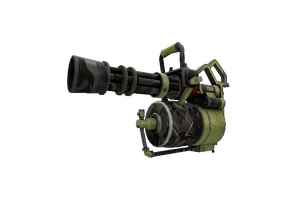 Woodsy Widowmaker Mk Ii Minigun Well Worn