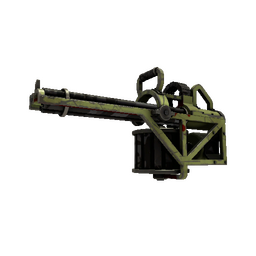 Woodsy Widowmaker Mk.II Brass Beast (Well-Worn)