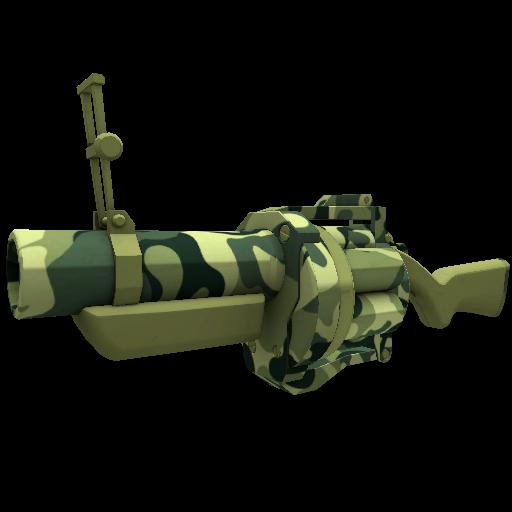 Backwoods Boomstick Mk.II Grenade Launcher