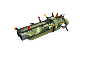 Festivized Backwoods Boomstick Mk Ii Scattergun Field Tested