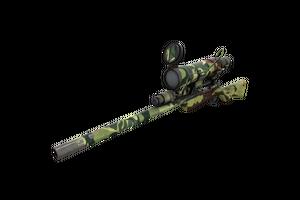 Killstreak Backwoods Boomstick Mk Ii Sniper Rifle Battle Scarred