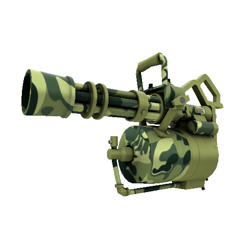 Backwoods Boomstick Mk.II Minigun
