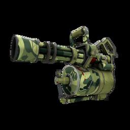 Killstreak Backwoods Boomstick Mk.II Minigun (Well-Worn)
