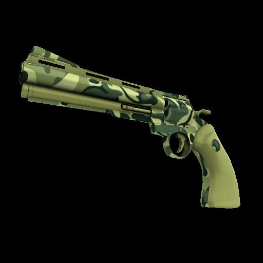 Backwoods Boomstick Mk.II Revolver
