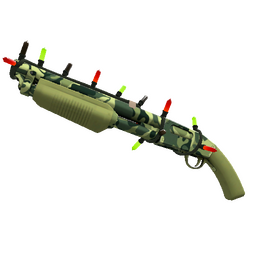 Festivized Specialized Killstreak Backwoods Boomstick Shotgun (Factory New)