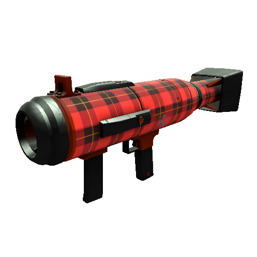 Plaid Potshotter Mk.II Air Strike