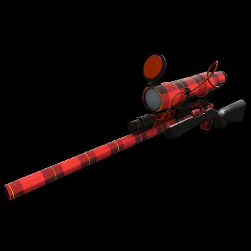 Plaid Potshotter Mk.II Sniper Rifle