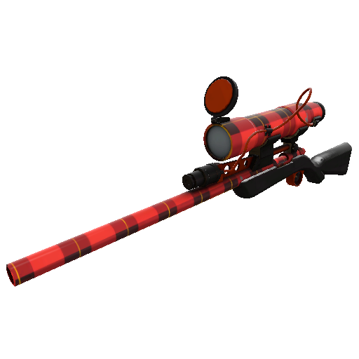 Plaid Potshotter Mk.II Sniper Rifle