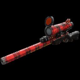 free tf2 item Plaid Potshotter Mk.II Sniper Rifle (Well-Worn)