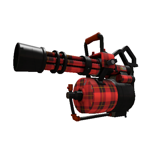 Plaid Potshotter Mk.II Minigun