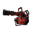 Plaid Potshotter Mk.II Minigun (Well-Worn)