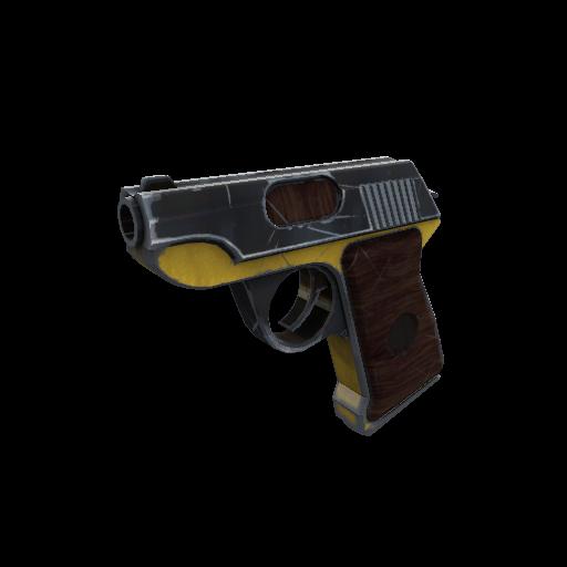 Iron Wood Mk.II Pistol (Minimal Wear)