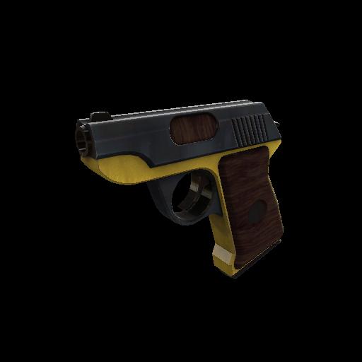 Iron Wood Mk.II Pistol