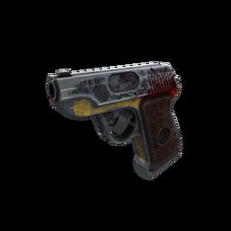 Iron Wood Mk.II Pistol (Battle Scarred)