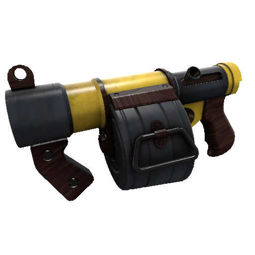 Iron Wood Mk.II Stickybomb Launcher