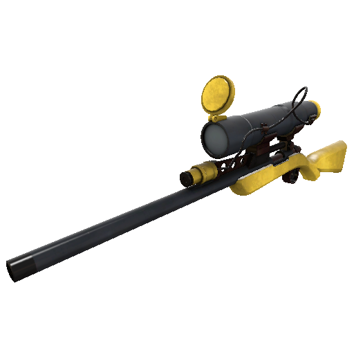 Iron Wood Mk.II Sniper Rifle