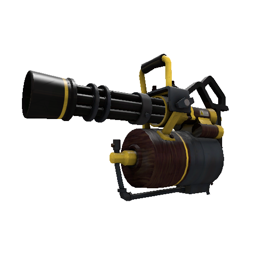 Iron Wood Mk.II Minigun