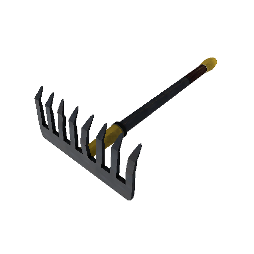 Iron Wood Mk.II Back Scratcher
