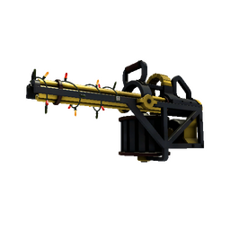 Festivized Specialized Killstreak Iron Wood Mk.II Brass Beast (Factory New)