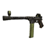 Woodsy Widowmaker SMG (Well-Worn)