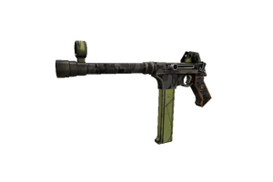 Woodsy Widowmaker Smg Well Worn