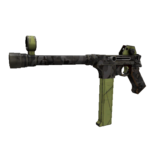Unusual Specialized Killstreak SMG