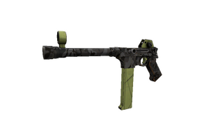 Woodsy Widowmaker Smg Minimal Wear