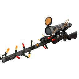 Strange Festivized Night Owl Sniper Rifle (Minimal Wear)