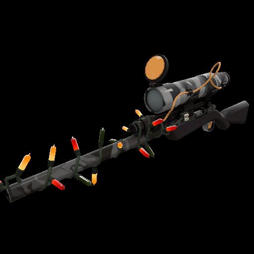 Strange Professional Killstreak Sniper Rifle