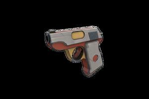 Strange Civic Duty Mk Ii Pistol Minimal Wear