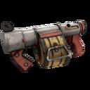 Civic Duty Mk.II Stickybomb Launcher (Battle Scarred)