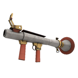 free tf2 item Civic Duty Mk.II Rocket Launcher (Minimal Wear)